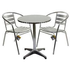 Kensington Bistro Chair Aluminium Table And Chairs Morespoons Ae9a27a18d65