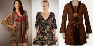 model baju atasan untuk orang gemuk 2015 model baju dan model baju terusan batik untuk orang gemuk 2018