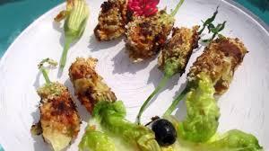 cuisiner à la plancha gaz recette de beignets de fleurs de courgettes cuisson à la plancha à