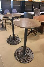 Granite Top Bistro Table Granite Top Bistro Table Tables A Affordable Office Furniture