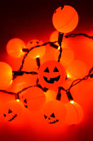 halloween jack o u0027 lantern ping pong ball lights hey let u0027s make