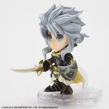Warrior Of Light Final Fantasy Trading Arts Kai Action Figure Warrior Of Light