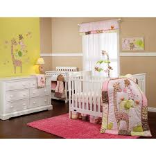 Jungle Nursery Bedding Sets Nojo Jungle Babies 8 Pc Comforter Set Hayneedle