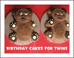 birthday cakes for twins here come the girls