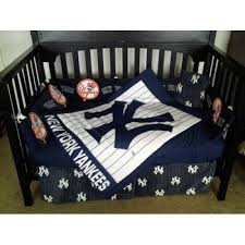 Yankees Crib Bedding New York Yankees Crib Bedding Set