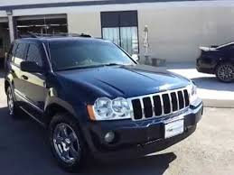 used 2006 jeep grand sold 2006 jeep grand limited 5 7 hemi quadra drive 4x4