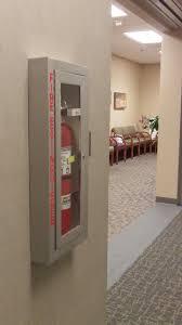 semi recessed fire extinguisher cabinet semi recessed fire extinguisher cabinet cabinet designs