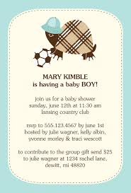 invitations surprise cloud theme decoration with baby baby shower