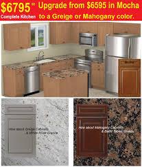 Big Island Kitchen by 6595 Cabinets Island Granite Countertops Ss Appliances
