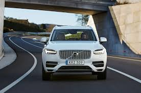 xc90 test drive 2016 volvo xc90 t8 test drive front view 1445 cars performance