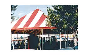 rent a tent nj tents circus time