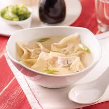 site recettes cuisine soupe wonton au porc recettes cuisine et nutrition pratico