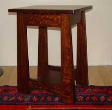 arts and crafts table for tables and tabourets