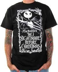 nightmare before apparel x