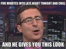 John Oliver Memes - john oliver meme by mymixtape meme center