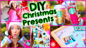 Christmas Homemade Gifts by Diy Christmas Presents Cute Holiday Gift Ideas For Youtube