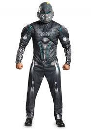 Spartan Costume Halloween Spartan Locke Halo Muscle Costume 65 99 Costume Land