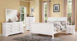 louis philippe iii youth bedroom set white acme furniture