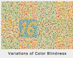 Color Blind Design Color Blind Web Accessibility