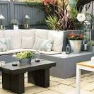 Cool Outdoor Entertainment Decorating Area Design « Modern Outdoor ...