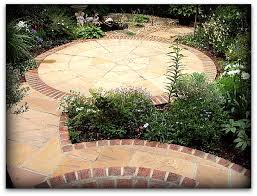 Laying Patio Slabs On Grass How To Lay Paving Slabs For Patios Paths And Drives Garden