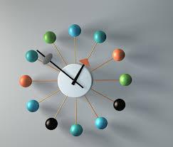 simple 3d clock u2013 john herd u0027s portfolio