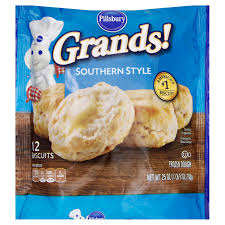 pillsbury grands southern style biscuits shop dough at heb
