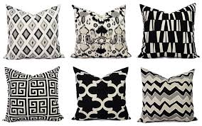 Black Decorative Pillows rpisite