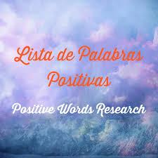 imagenes que empiecen con la letra am lista de palabras positivas