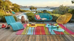salon de jardin quelles couleurs choisir pour des meubles de jardin