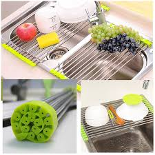 Kitchen Drying Rack For Sink by Online Get Cheap Kitchen Drying Rack Aliexpress Com Alibaba Group