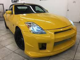 nissan coupe 2005 2005 nissan 350z coupe in california for sale 18 used cars from