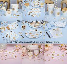christening table decorations ebay