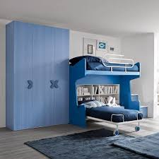 Child Bedroom Furniture by Kid U0027s Bedroom Furniture Set For Boys With Bunk Bed Storage