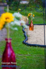 Rustic Backyard Rustic Backyard Wedding Joanne And Mike Massachusetts