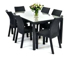 Patio Table And 6 Chairs Toscana Patio Furniture Large Size Of Plastic Patio Table Plastic