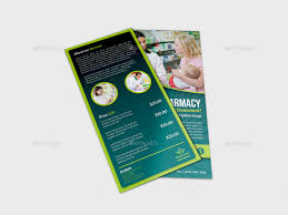 pharmacy brochure template free pharmacy flyer dl size template by owpictures and top real estate