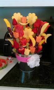 fruit arrangements los angeles diy my edible fruit arrangement i am so proud of myself