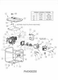 powermate portable generator pm0435250 pdf parts list free