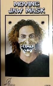 joke gift half mask halloween costume mardi gras kissy face