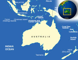 New Zealand On World Map Christmas Island Facts Culture Recipes Language Government