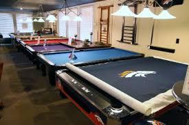 top pool table brands game room treasures colorado