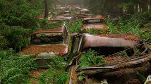 rusty car photography digital trends what really happened to belgium u0027s infamous car