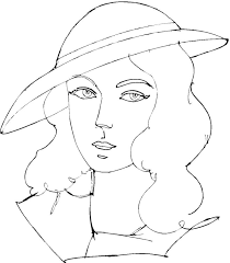 coloring pages woman coloring pages woman9 woman coloring pages