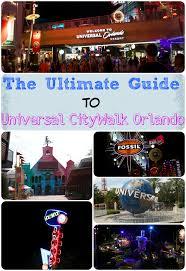Citywalk Orlando Map The Ultimate Guide To Universal Citywalk Orlando