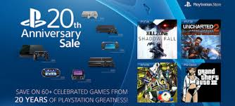 ps store black friday check out the playstation 20th anniversary sale ign