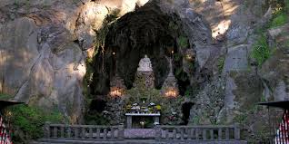 What Is The Origin Of Halloween Christianity The National Sanctuary Of Our Sorrowful Mother The Grotto