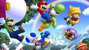 126 super mario bros hd wallpapers backgrounds wallpaper abyss
