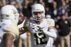baylor loses to tcu finishes 1 11 in 2017 our daily bears
