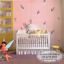 Wallpaper For Kids Room Disney D5067 Cheap Disney Fairy Wallpaper For Kids Room